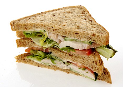 5 Reasons behind increase in consumption of sandwich